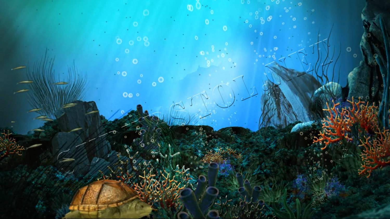 Как сделать аквариум на рабочем столе